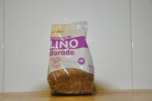 Lino dorado (Nachos de lino)