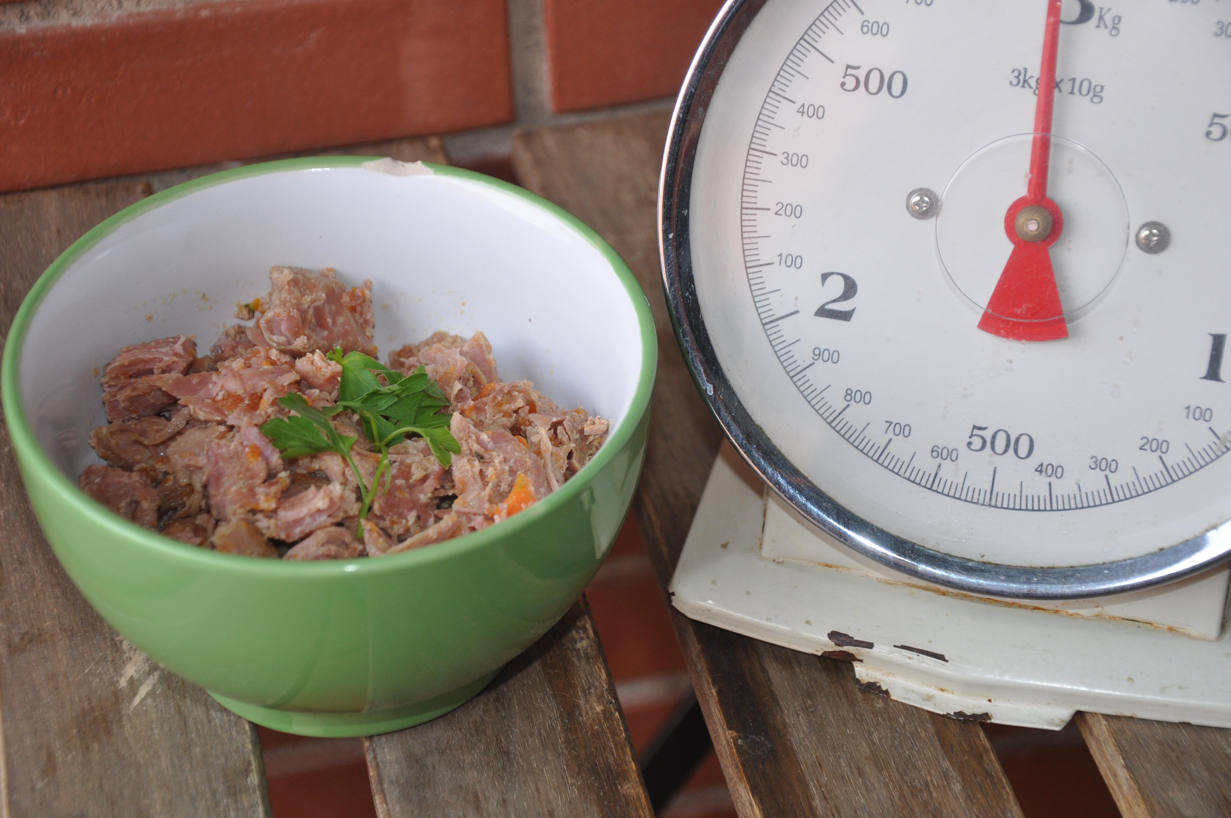 Carne guisada de pavo en Crock Pot